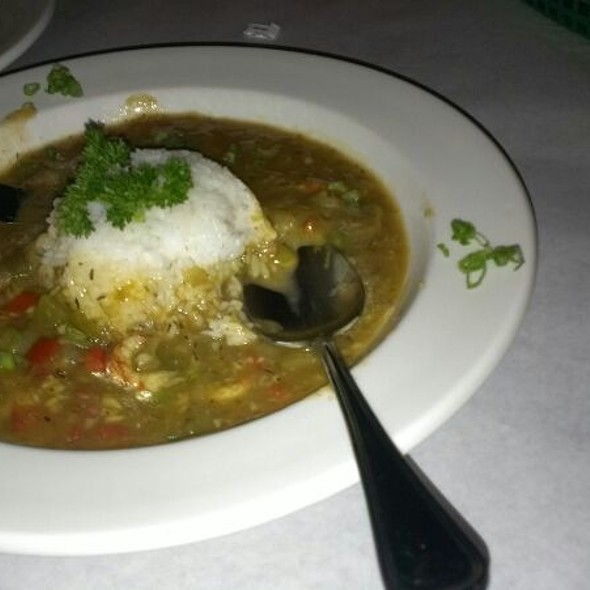 Crawfish Etouffee - Crab Hut, San Diego, CA