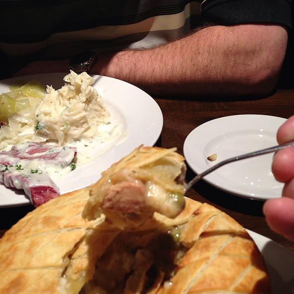 Country Chicken Pot Pie  - Ri Ra Irish Pub - Charlotte, Charlotte, NC