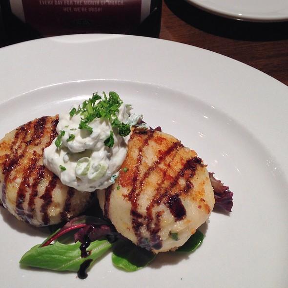 Irish Potato Cakes - Ri Ra Irish Pub - Charlotte, Charlotte, NC
