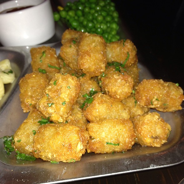 Truffle Tots - Rockit Bar & Grill, Chicago, IL