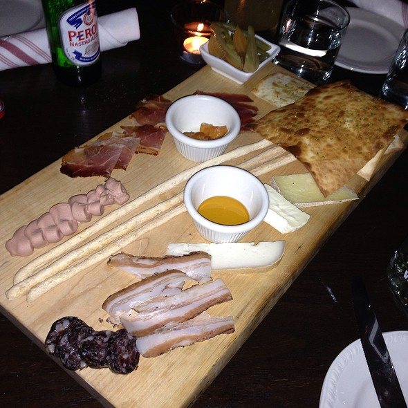 Chacuterie Board For 5 - F'Amelia Ristorante, Toronto, ON