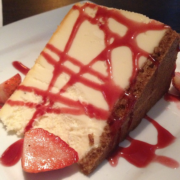 Cheesecake - Darfons Restaurant and Lounge, Nashville, TN