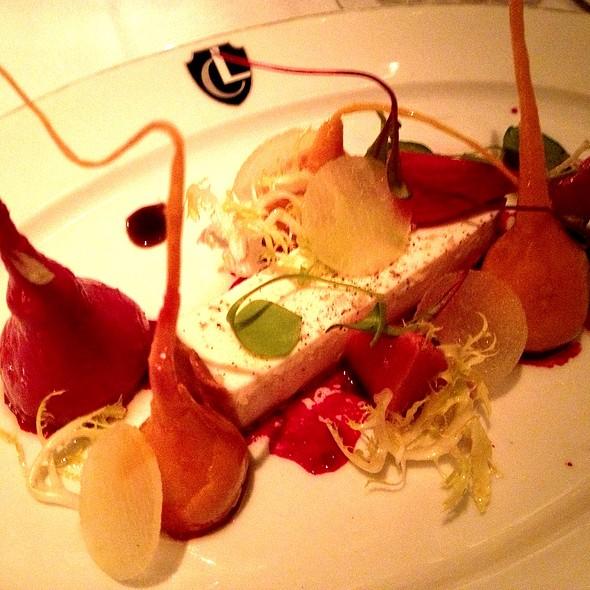 Roasted Beet Salad - The Lambs Club, New York, NY