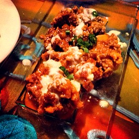 BBQ Oysters - Red Fish Grill, New Orleans, LA