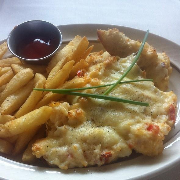 Crab Sandwich - El Gaucho - Bellevue, Bellevue, WA