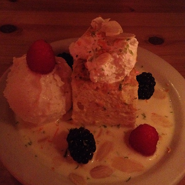 Tres Leche Cake - Fonda - East Village, New York, NY