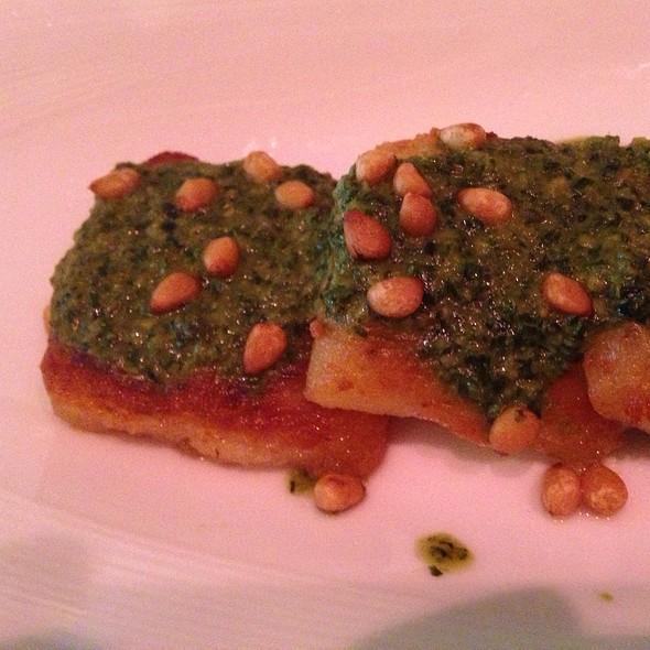 Pesto Gnocchi - Carmelo's Ristorante Italiano - Austin, Austin, TX