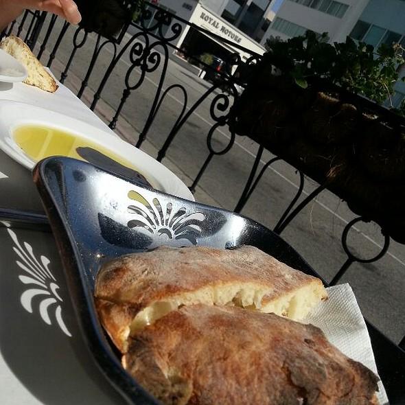 Bread Basket - Da Pasquale Trattoria Italiana, Beverly Hills, CA