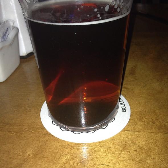 Firehouse Ale - Walnut Brewery, Boulder, CO