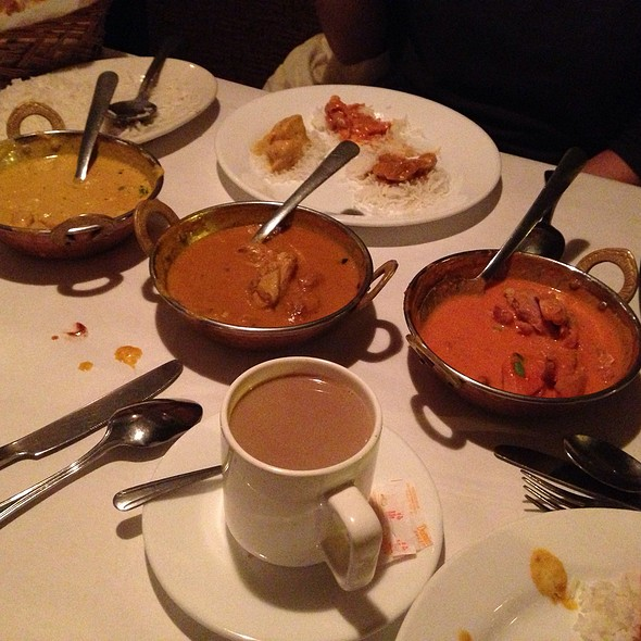 Butter Chicken - Chicago Curry House (Indian and Nepalese Restaurant), Chicago, IL