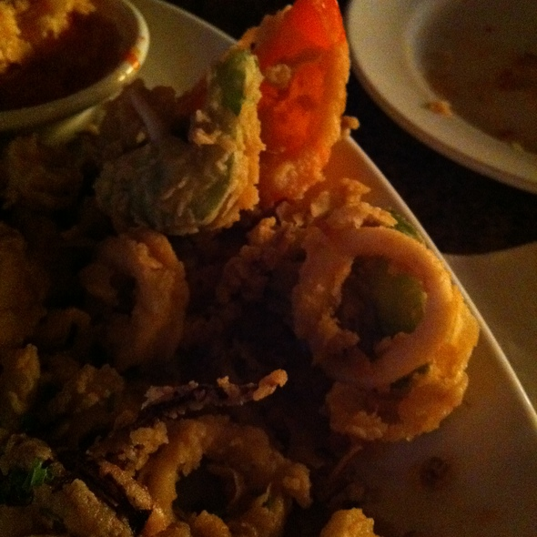 Calamari And Friends - Chart House Restaurant - Cardiff, Cardiff, CA