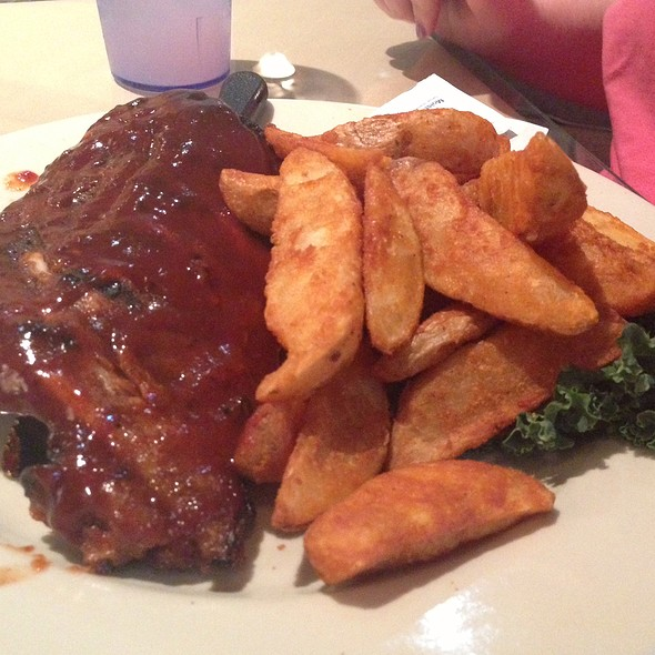 BBQ ribs - Montano's - Roanoke, Roanoke, VA