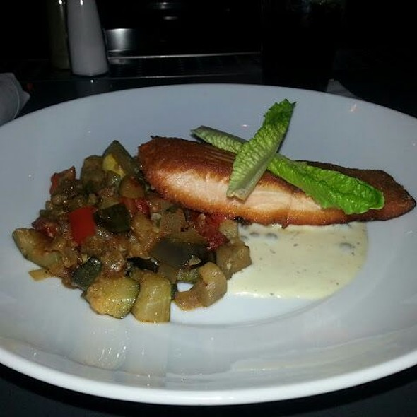 Seared Salmon - Urban Plum, Secaucus, NJ