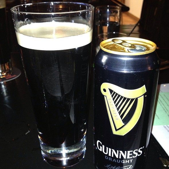 Guinness Draught - The Scotch and Vine, Des Moines, WA