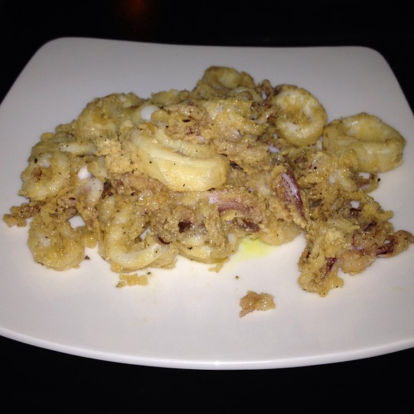Calamari - The Scotch and Vine, Des Moines, WA