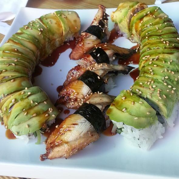High Quality Sushi At Sushi Garden