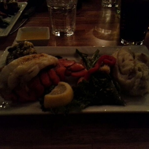 The Twin Owl Steak And Lobster Dish - Twin Owls Steakhouse, Estes Park, CO