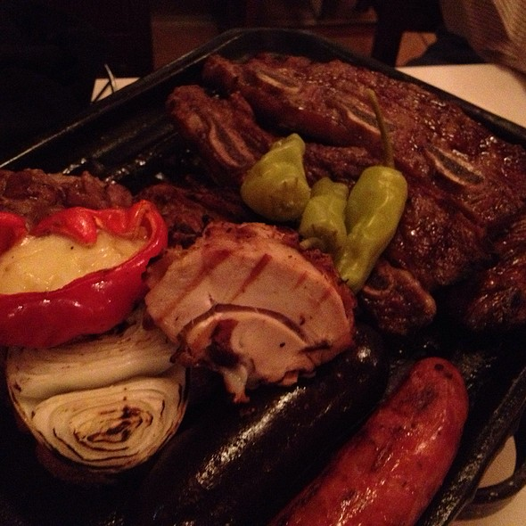 Parrillada (mix grilled) - Rincon Argentino - Coral Gables, Coral Gables, FL