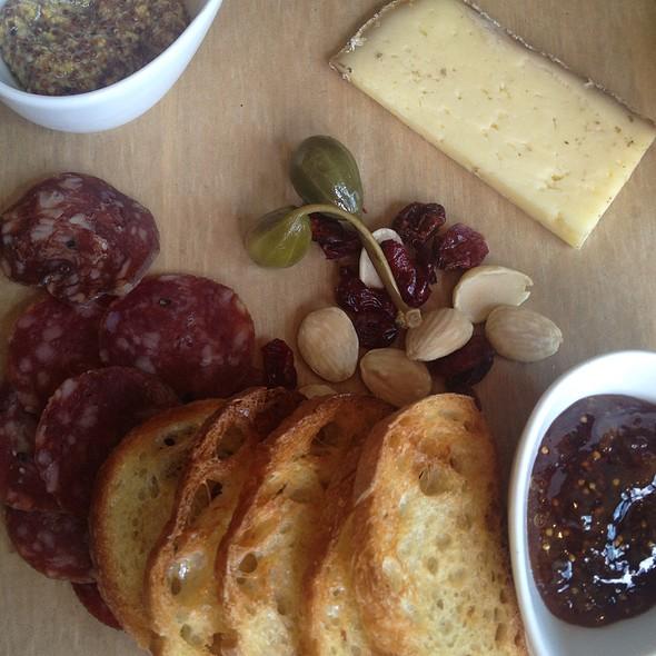 Cheese And Boar Salami - Vino Volo - Bethesda, Bethesda, MD