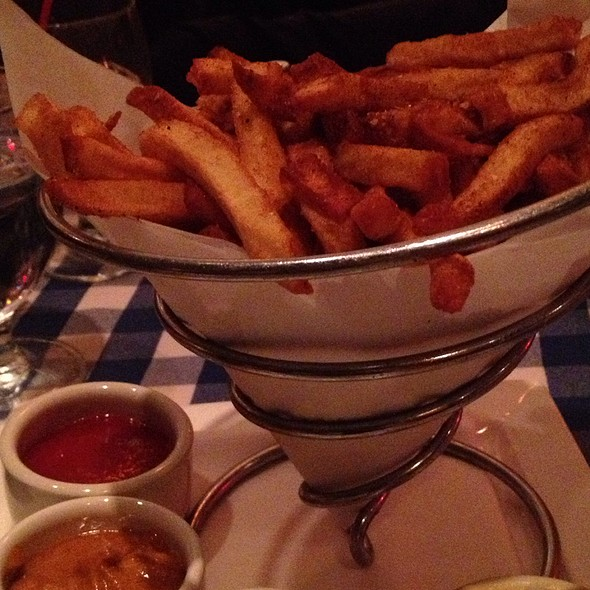 Spicy Fries - Henry's Restaurant, New York, NY