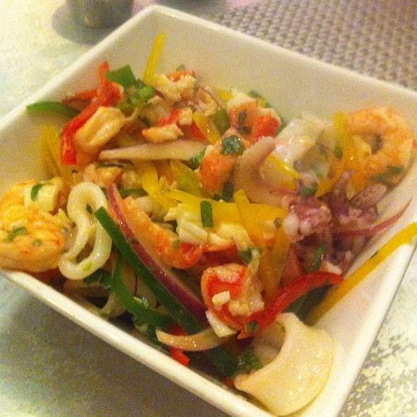 Seafood Escabeche - Rick Moonen's RM Seafood, Las Vegas, NV