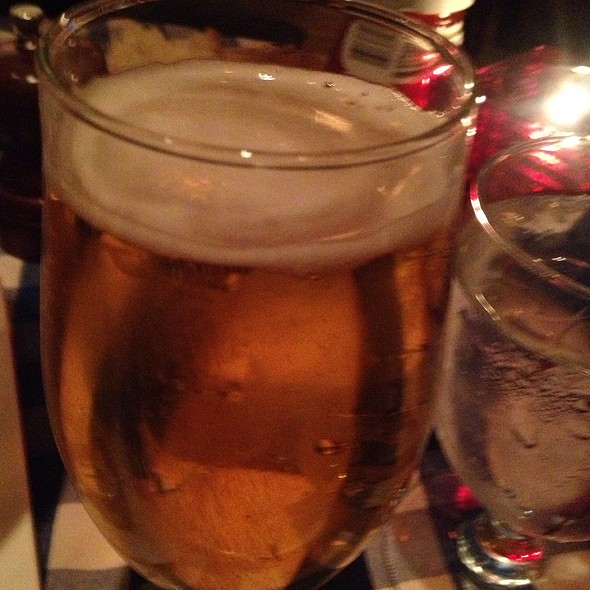 Radeberger - Henry's Restaurant, New York, NY