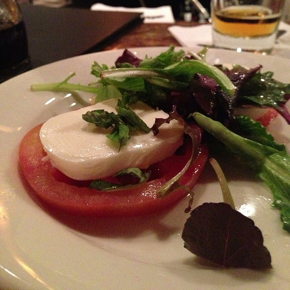 Caprese Salad, Tomato And Fresh Mozzarella  - Papa Razzi Metro, Burlington, MA