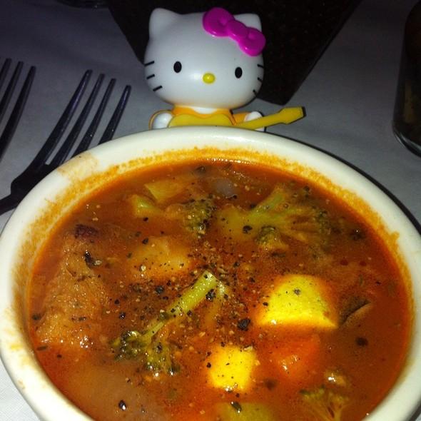 Vegetable Soup - Assaggio, Seattle, WA