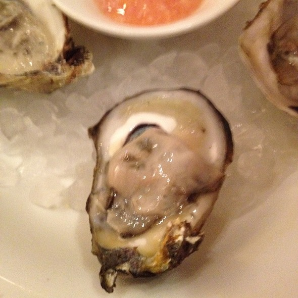 Oysters - Seasons Rotisserie & Grill, Albuquerque, NM
