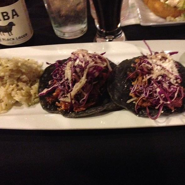 Hog Jowl Tacos - Black Sheep Cafe, Provo, UT