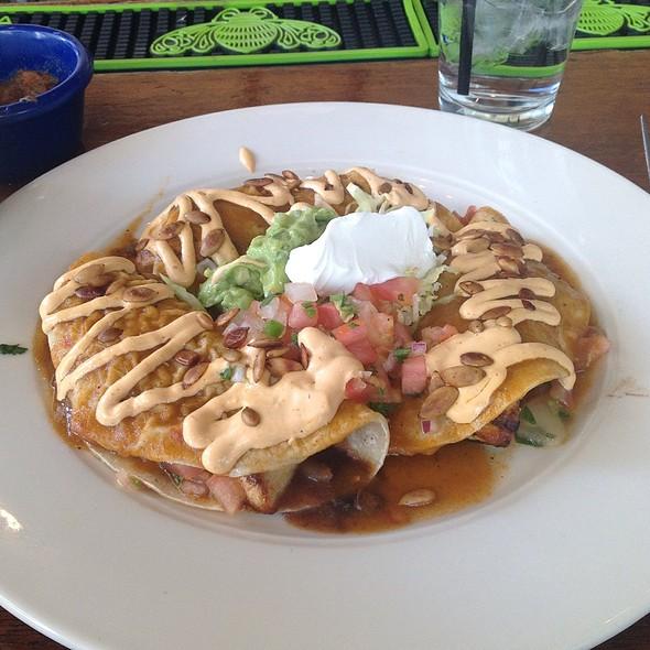 fish tacos - El Rio Grande, New York, NY