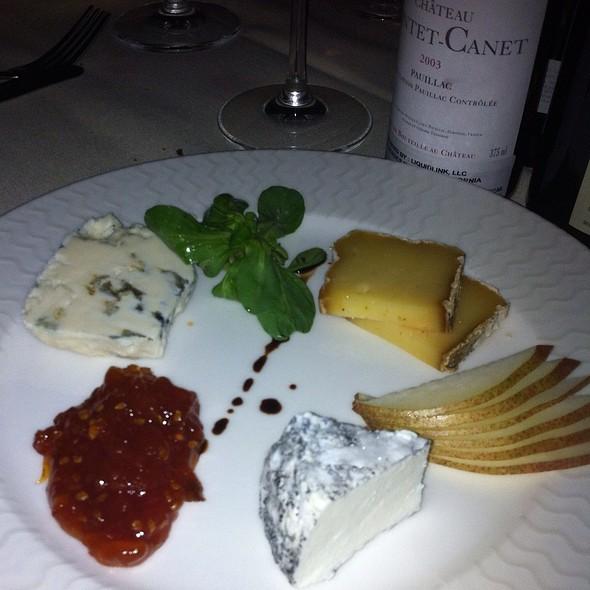 Cheese Plate - Bibou, Philadelphia, PA