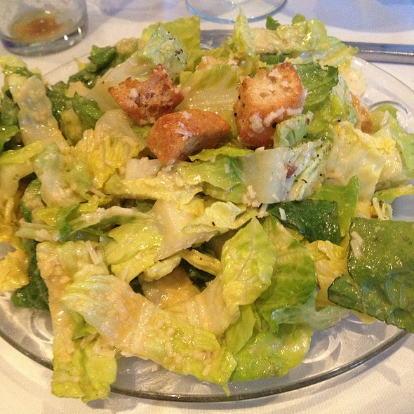 Ceasar - Carrol's Creek Cafe, Annapolis, MD