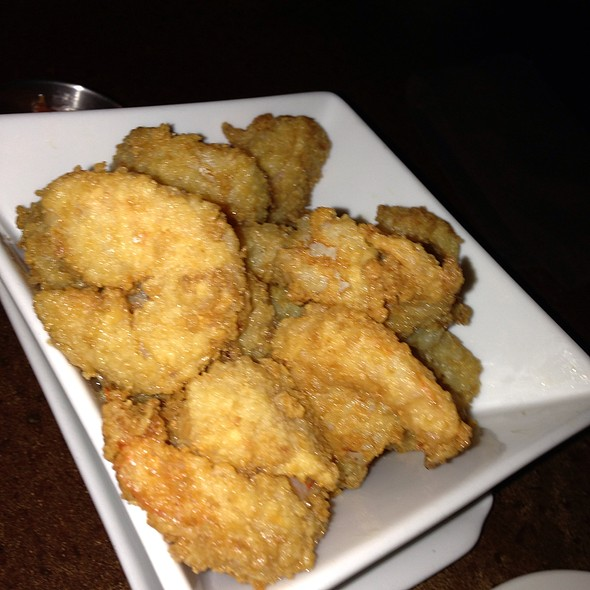 Fried shrimp - Saltus River Grill, Beaufort, SC
