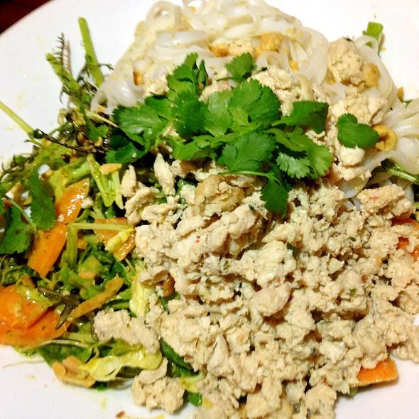 Thai Noodle Salad - Starlite, San Diego, CA