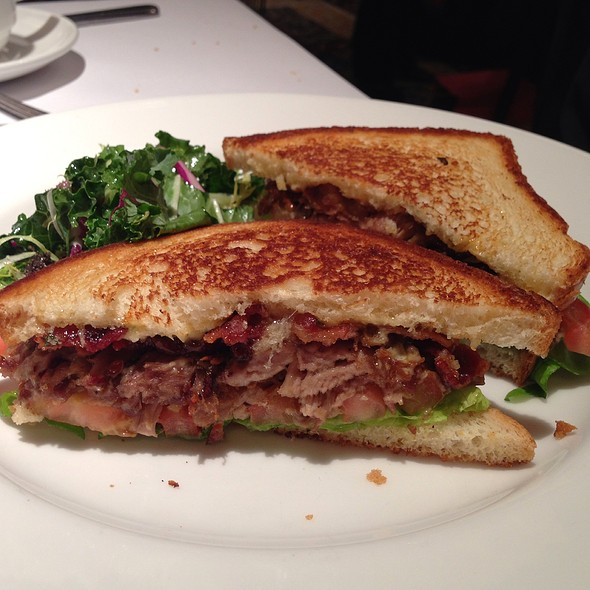 Blt W/Duck Confit - Mon Ami Gabi - Oak Brook, Oak Brook, IL