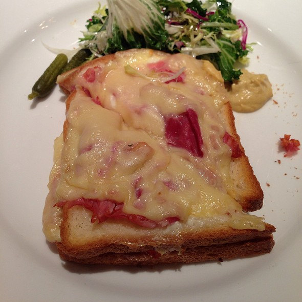croque monsieur - Mon Ami Gabi - Oak Brook, Oak Brook, IL