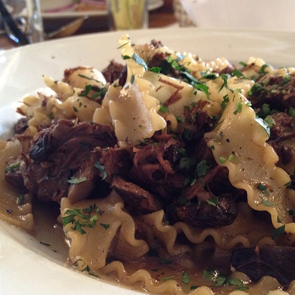 Beef Bourguignon - Coquette Brasserie, Raleigh, NC