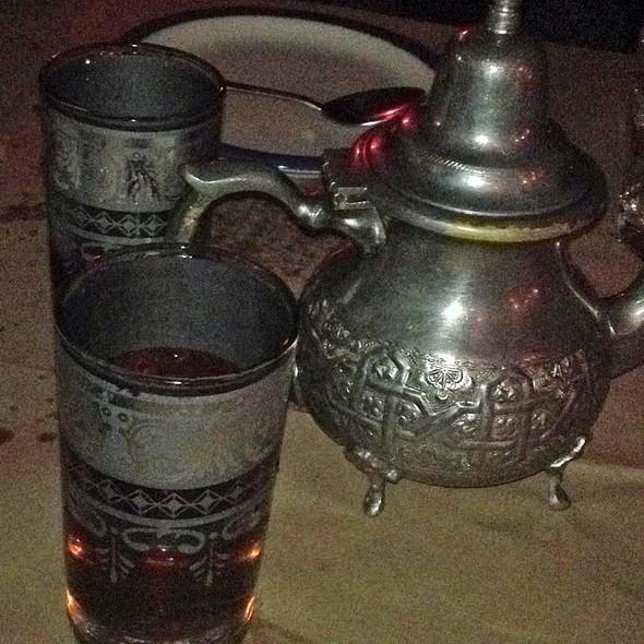 Mint Tea - Kous Kous Moroccan Bistro, San Diego, CA