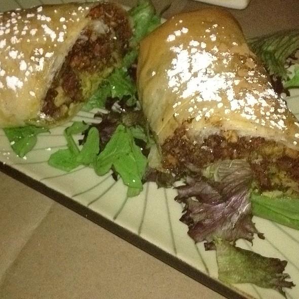 b'stila roll - Kous Kous Moroccan Bistro, San Diego, CA