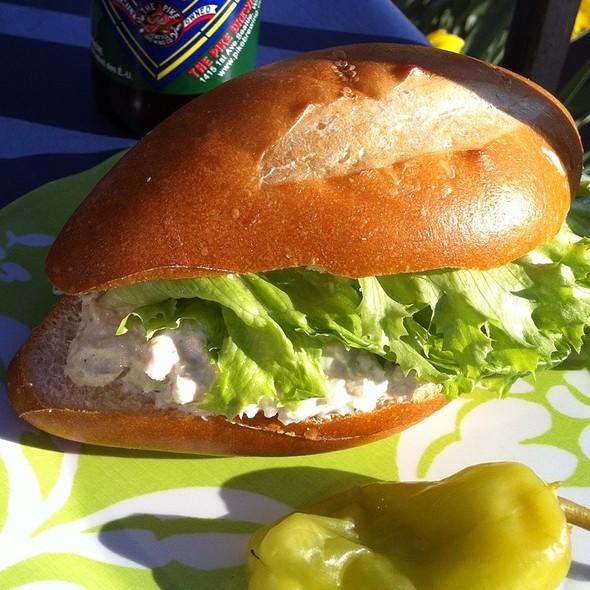 Chicken Salad Sandwich - Copacabana - Seattle, Seattle, WA