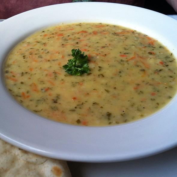 Soup Jow - Pars Cuisine, Albuquerque, NM