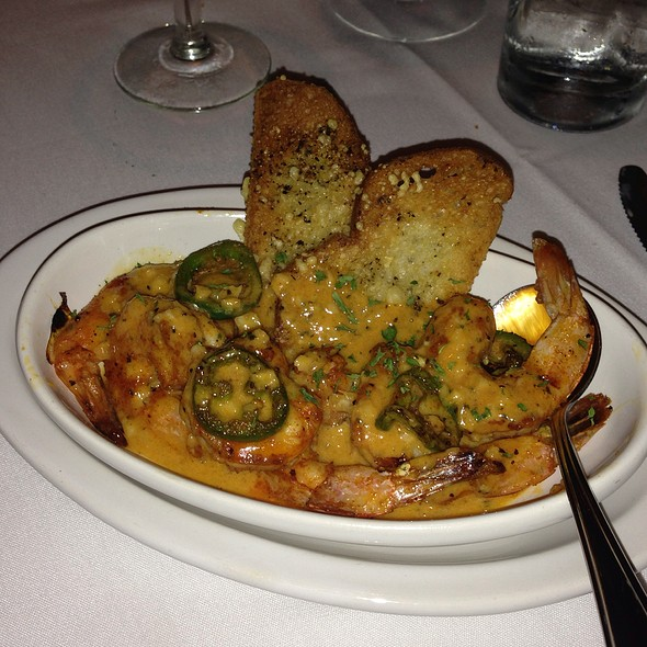 French Quarter Barbecue Shrimp - Fleming's Steakhouse - Austin, Austin, TX