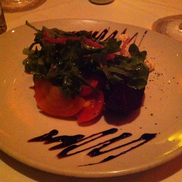 Heirloom Tomato Salad - Fleming's Steakhouse - Tulsa, Tulsa, OK