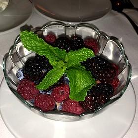 Mixed Berries - Fleming's Steakhouse - Austin, Austin, TX