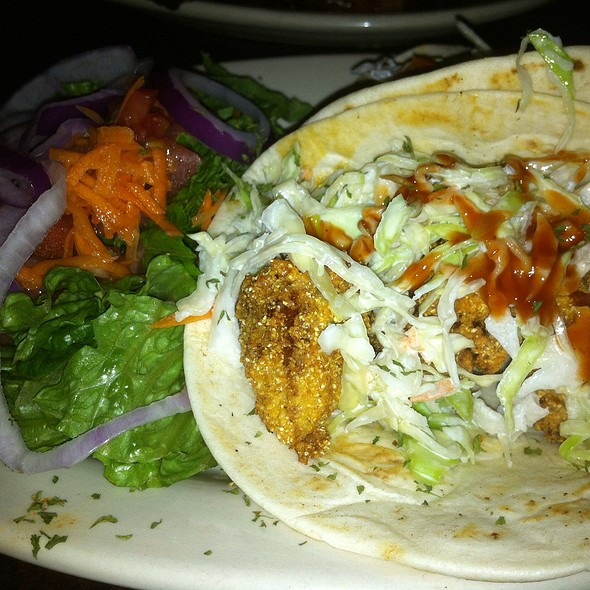 fish tacos - finn & porter, Austin, TX