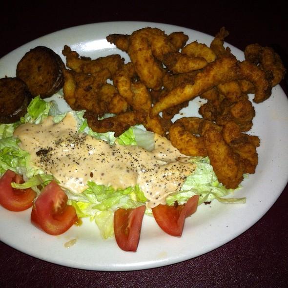 Catfish - Marcela's Creole Cookery, Seattle, WA