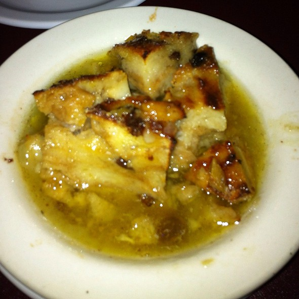 Breadpudding - Marcela's Creole Cookery, Seattle, WA