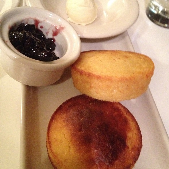 Cornbread Muffins - Big Jones, Chicago, IL