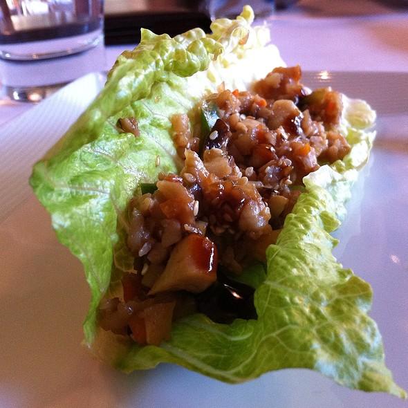Lettuce Cups - Rangoon Ruby Burmese Cuisine - Palo Alto, Palo Alto, CA